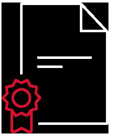 Icon Sicherheitsnachweis